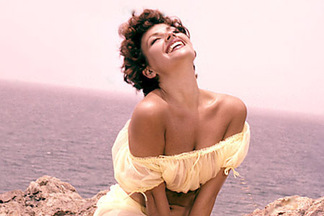 Playmate of the Month October 1958 - Mara Corday