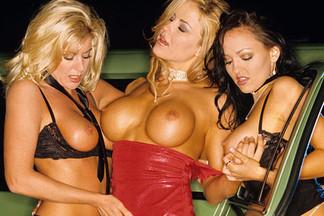 Suzette Johnston Playboy