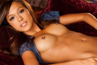 Playmate Miss April 2013 Exclusive - Jaslyn Ome