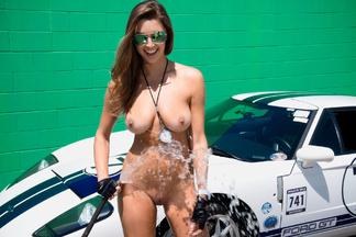 Alyssa Arcè Playboy