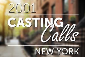 Casting Calls #016 - New York 2001
