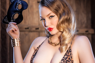 Sara Liz Playboy