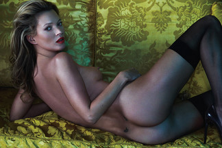 The Immaculate Kate Moss