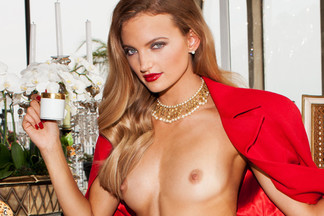 Amanda Booth Playmate Miss February 2014 Behind the Scenes