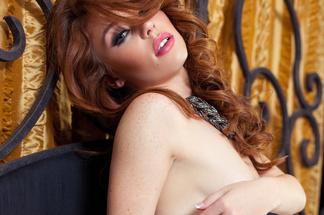 Tawny Swain Playboy