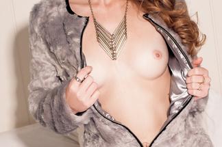 Cora Banks Playboy