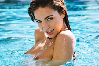 Jessica Ashley Playmate Miss June 2014 Behind the Scenes