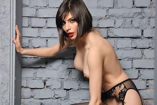 Oana Melinda Kutasi in Playboy Romania