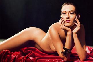Sanela Vukalic in Playboy Slovenia