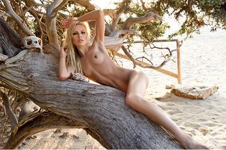 Katia Dede in Playboy Greece