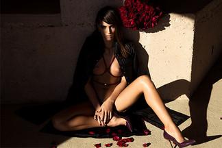 Brittny Ward in Red Hot