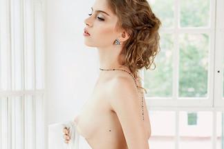 Nastya Zlobich in Playboy Russia