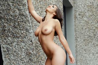 Sladana Damjanic in Playboy Serbia