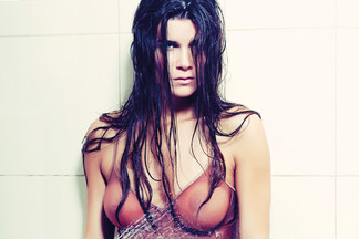 Jana Ptackova in Playboy Czech Republic