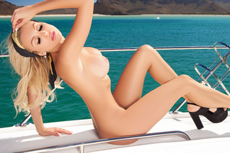 Khloë Terae in Hot on the Yacht