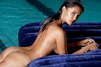 Jevgenija Tischenko in Playboy Ukraine