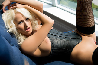 Shannon Cole in Blonde Bunny