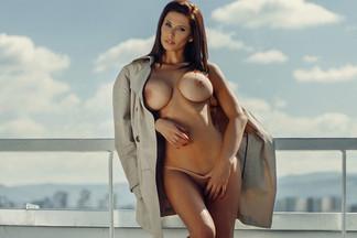 Bilyana Evgenieva in Playboy Bulgaria