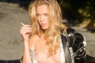 Kristy Garett Playboy