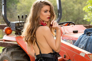 Amberleigh West in Hot Harvest