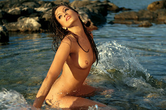 Jovana Tubic in Playboy Serbia