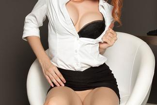 Caitlin McSwain Playboy