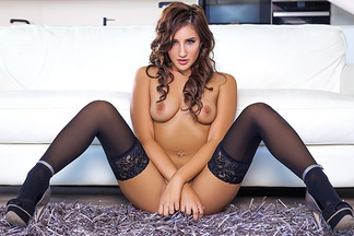 Dacia Maria in Linger in Lingerie