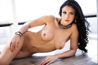 Vanessa Navarrete in Playboy Mexico