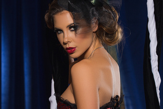 Gia Ramey-Gay Playboy