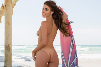 Sophie Anne in Surf's Up