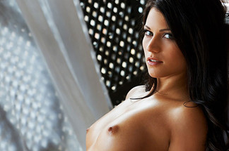 Elena Rotter in Playboy Germany