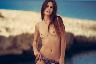 Demi Fray in Blue Horizon
