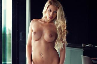 Sarah Nowak in Playboy Germany