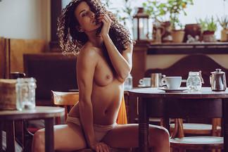 Lucy M in Café au Lait