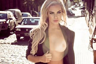Veridiana Freitas in Playboy Brazil