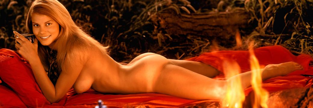 nude Kristine hanson playboy