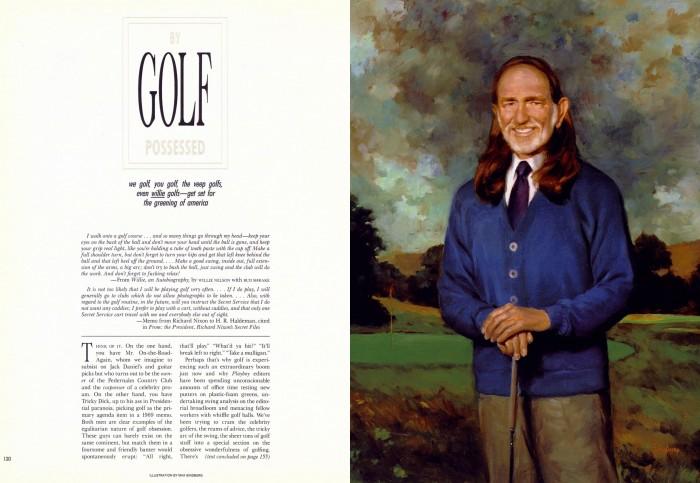 Playboy Magazine - July 1989
